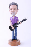 "Guitar Player Bobblehead 3 (9"" Tall)"