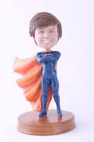 Male Superhero 3 Bobblehead