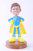Male Superhero 8 Bobblehead