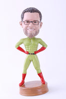 Male Superhero 7 Bobblehead