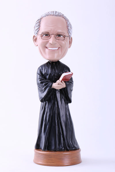 Priest Bobblehead