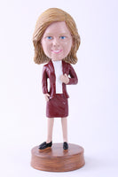 Professional Woman 3 Bobblehead