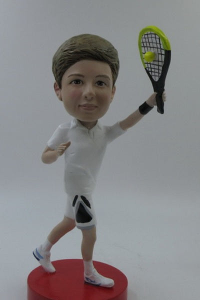 Tennis Player 5 Bobblehead