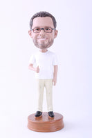 Thumbs Up 2 Bobblehead