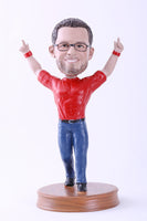 Check Me Out Bobblehead