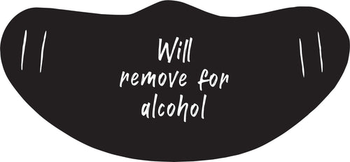 will remove for alcohol