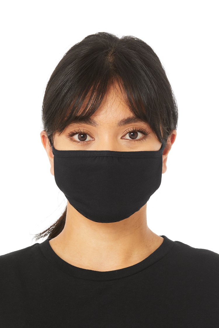 Na'mastay six feet away two-ply face mask