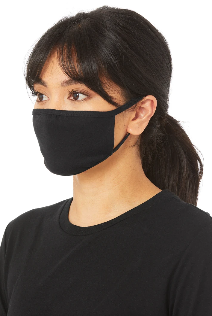I practice safe six two-ply face mask