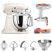 KitchenAid 4,8l Artisan Meatlover-Set