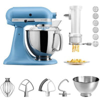 Küchenmaschine - KitchenAid 4,8l Artisan Bella Italia-Set