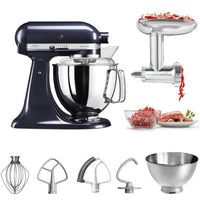 Küchenmaschine - KitchenAid 4,8l Artisan Meatlover-Set