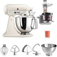 Küchenmaschine - KitchenAid 4,8l Artisan Vitamin Boost Set