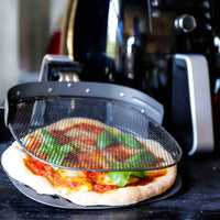 Knusprige Pizza mit dem Pizza Kit im Airfryer backen.