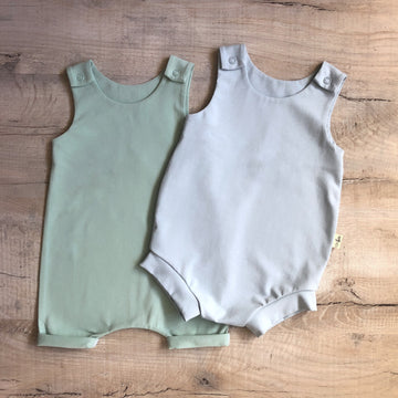 Play Short Romper