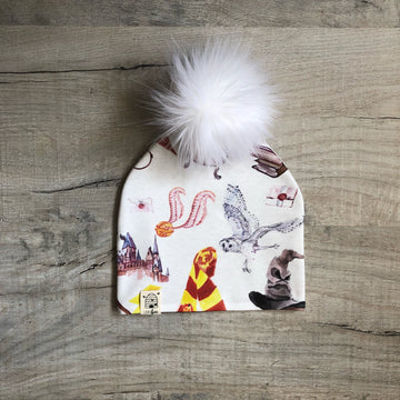 Swish and Flick Bobble Hat