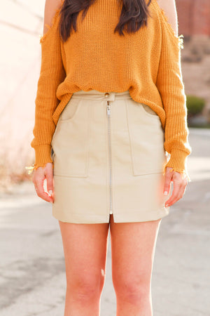 Desert Oasis Skirt - Sale - Wight Elephant Boutique