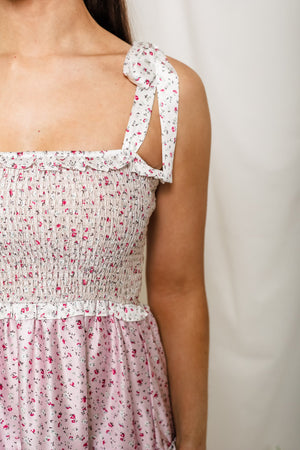 Simply Spring Ruffle Sundress