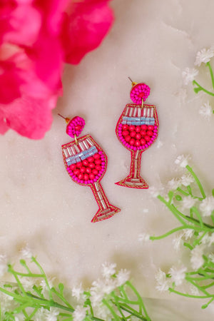 Tropical Punch Earrings