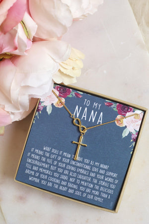 Nana Necklace - Gold