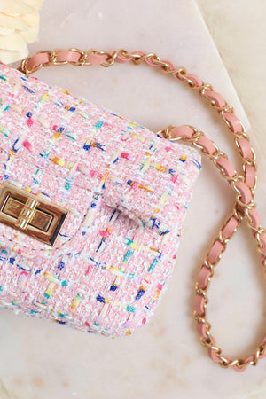 Mini Must Have Purse - Pink