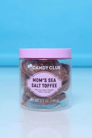 CANDY CLUB - MOM'S SEA SALT TOFFEE