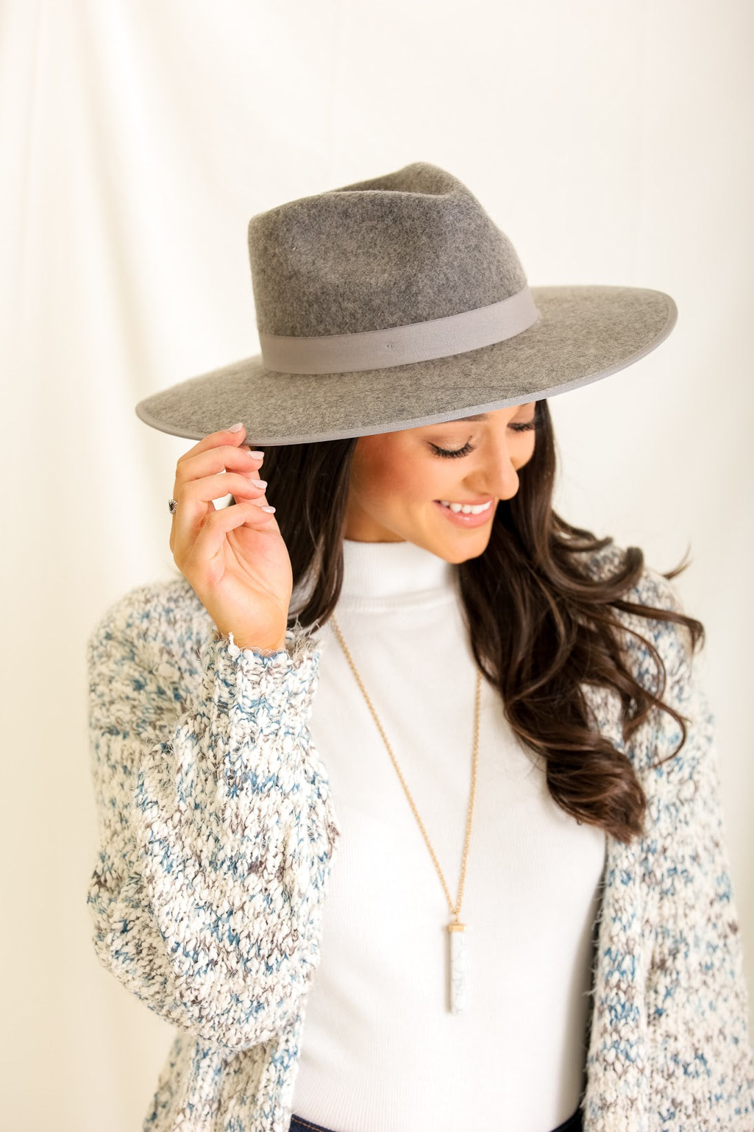 Day in the Shade Wool Fedora