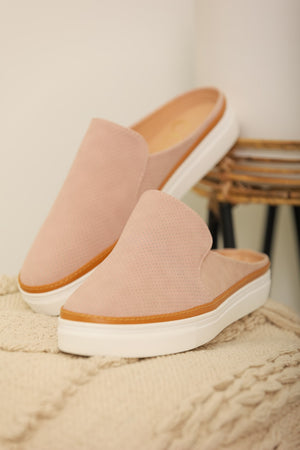 Fall in Love Slip-on Backless Sneaker