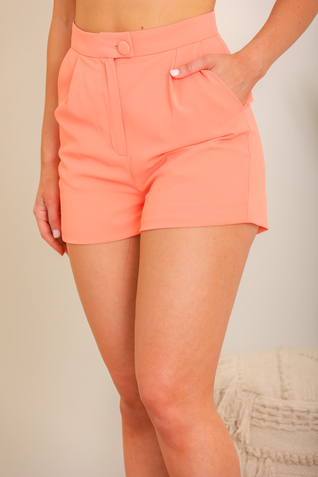 Madelina Tailored Shorts