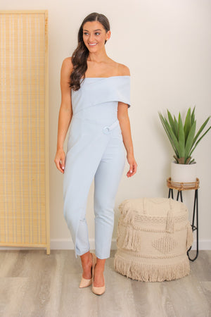 Darcy Wrap Jumpsuit