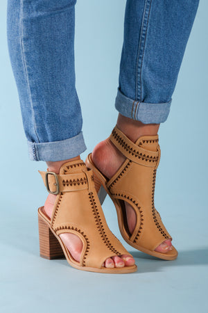 Odette Very Volatile City Heel