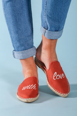 Sbicca 'With Love' Espadrilles - Terracotta