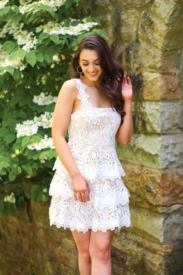 Lilliana Lace Dress