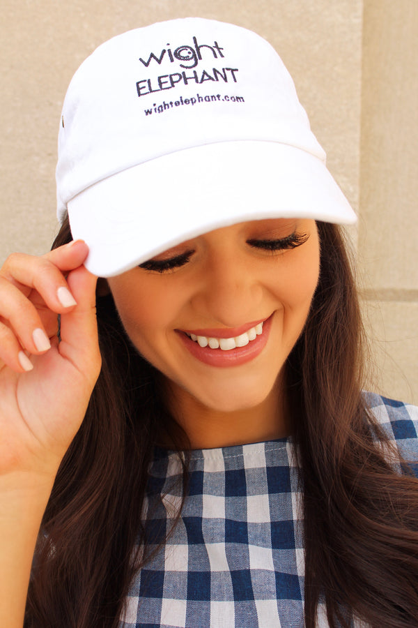 Wight Elephant Ball Cap- Benefiting a few of our favorite charities! - Wight Elephant Boutique