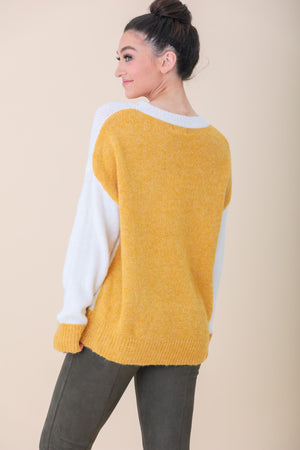 Sun Through the Clouds Sweater - Tops - Wight Elephant Boutique