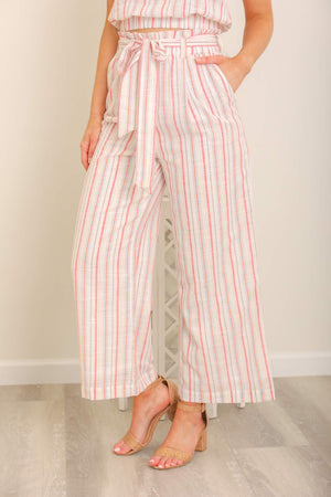 Candy Store Striped Pants