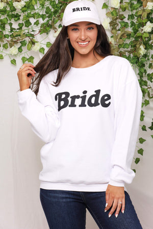Bride Crewneck Sweatshirt
