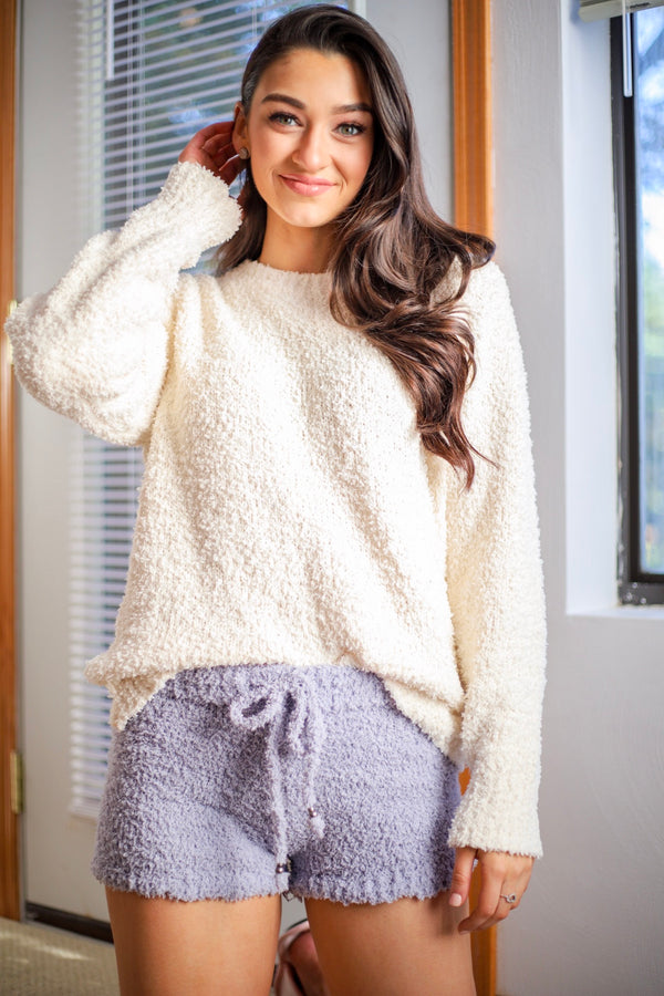 Softly Snuggly Berber Fleece Shorts