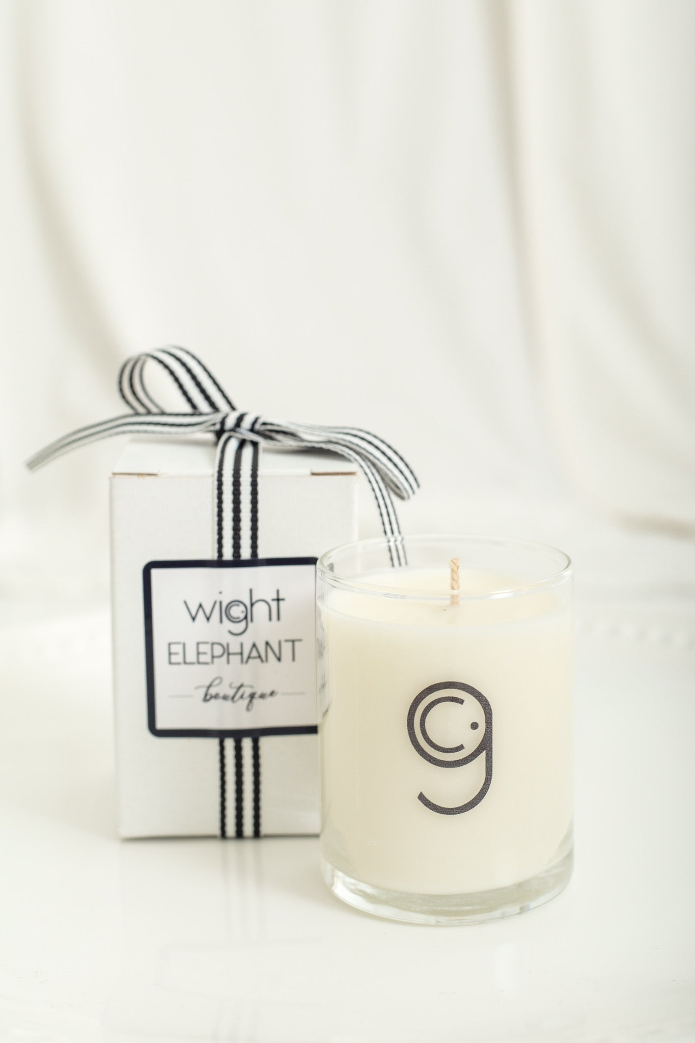 Wight Elephant Signature Candle - Sidekick