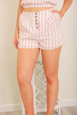 Candy Store Stripe Shorts