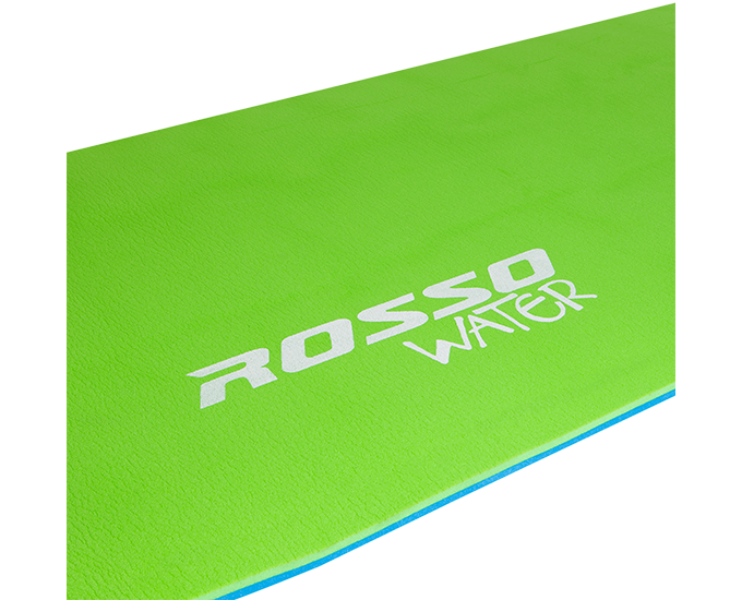 Rosso Water Floating Fortress - 18ft Floating Lake Water Pad Foam For Boating, Lake, Ocean with Non-absorbent Tear Stop Technology