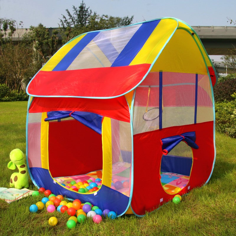 Breathable Roof Outdoor Playhouse Portable Tent