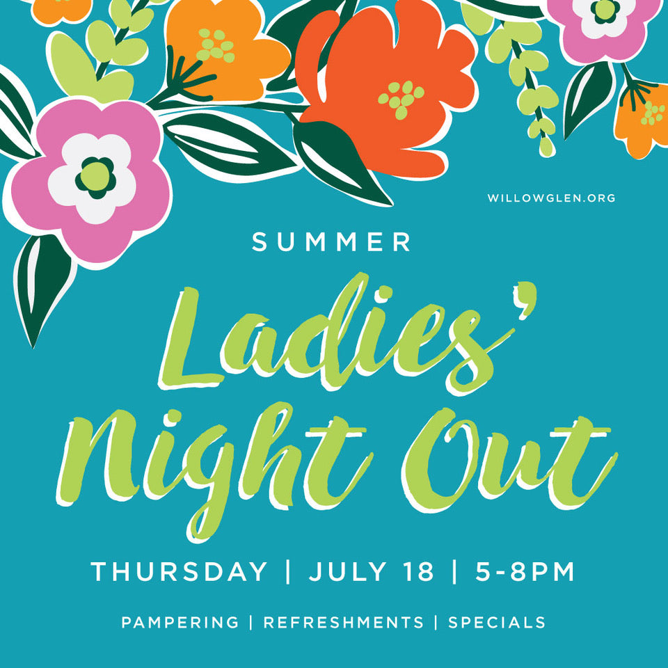 Ladies Night Out Willow Glen San Jose 2019 - Great DISCOUNTS