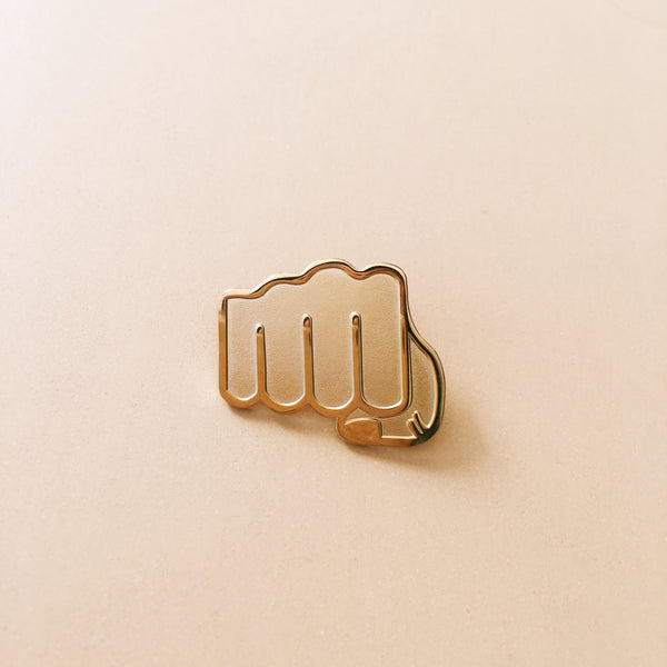 Fist Bump Pin