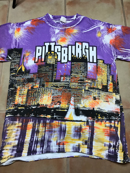 Pittsburg Color City sz XL