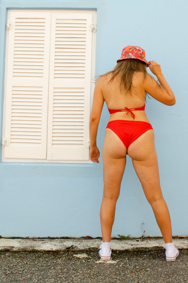 Claudia Bottom - Red