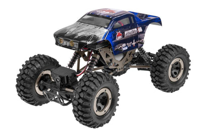 Everest-16 Crawler RC CAR - FRONT VIEW