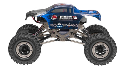 Everest-16 Crawler RC CAR - SIDE VIEW