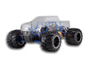 RAMPAGE MT PRO V3 1/5 SCALE GAS MONSTER TRUCK BY REDCAT FRONT VIEW