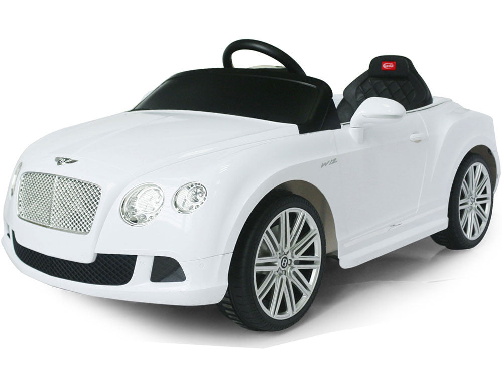 Bentley Gtc Kids Electric Ride On Car Battery Powered Wheels