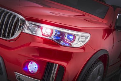 BMW X7 Style Ride-On Car by SPORTrax - Headlights